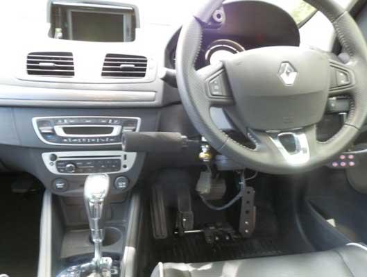 manual driving skills